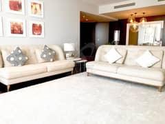 شقة في برج خليفة وسط مدينة دبي 2 غرف 7500000 درهم - 5009353