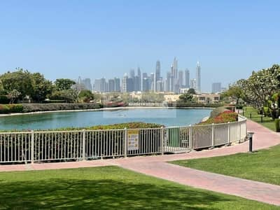 3 Bedroom Villa for Sale in The Springs, Dubai - Vastu  Lake View Next to Park   Vacant on Transfer