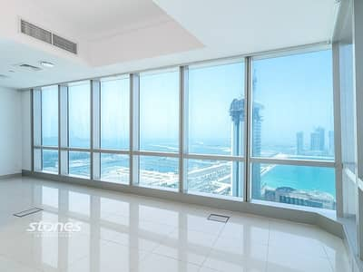 3 Bedroom Flat for Rent in Dubai Marina, Dubai - Rent This Stunning Apt with Amazing Views