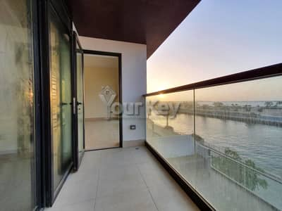 2 Bedroom Flat for Rent in Al Raha Beach, Abu Dhabi - STUNNING CANAL VIEW | 2 BR w/ MAID'S ROOM