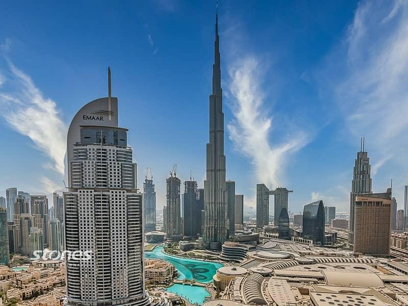 2 Burj Khalifa View | Luxurious | Fully Furnished