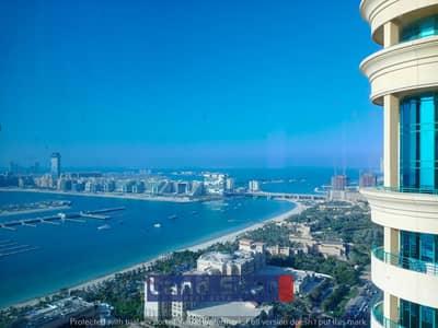 شقة 2 غرفة نوم للايجار في دبي مارينا، دبي - SEA VIEW | 2bhk | Ready To move | Higher floor