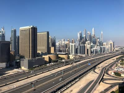 1 Bedroom Apartment for Sale in Jumeirah Lake Towers (JLT), Dubai - SZR View | With Balcony | Next to Metro |