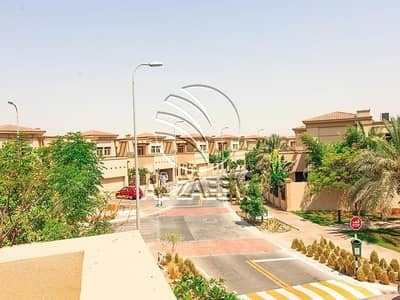فیلا 4 غرف نوم للايجار في حدائق الجولف في الراحة، أبوظبي - Affordable Home   Garden    Fenced Villa   Ready To Move In