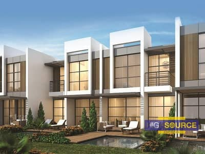 4 Bedroom Townhouse for Sale in Akoya Oxygen, Dubai - Brand New Fully Furnished  3 bed Townhouses with an Easy Payment Plan