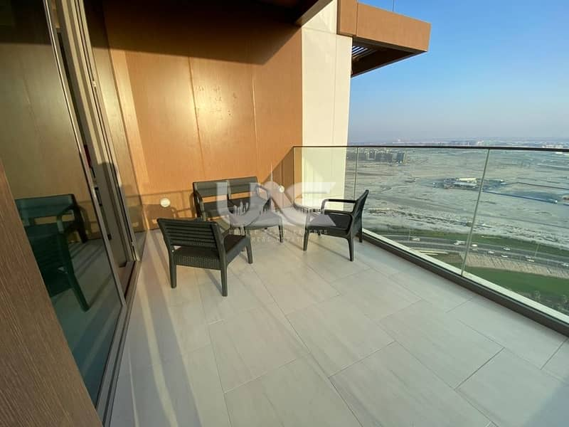 2 UNFURNISHED / 12 CHEQUES / FULL BURJ VIEWS / HIGH FLOOR