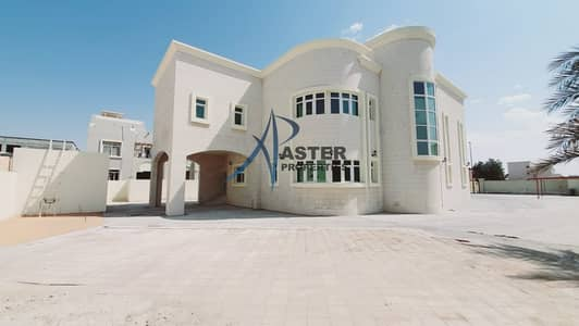 7 Bedroom Villa for Rent in Khalifa City A, Abu Dhabi - Commercial Lease 7BR Standalone Villa |2 Kitchen KCA