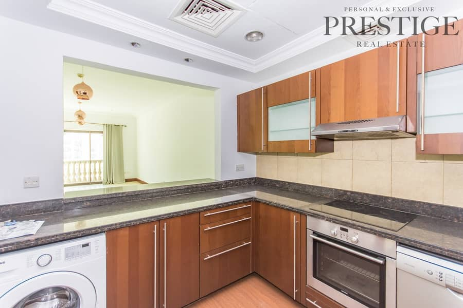 15 1 Bed | Vacant | Unfurnished |Chiller Free