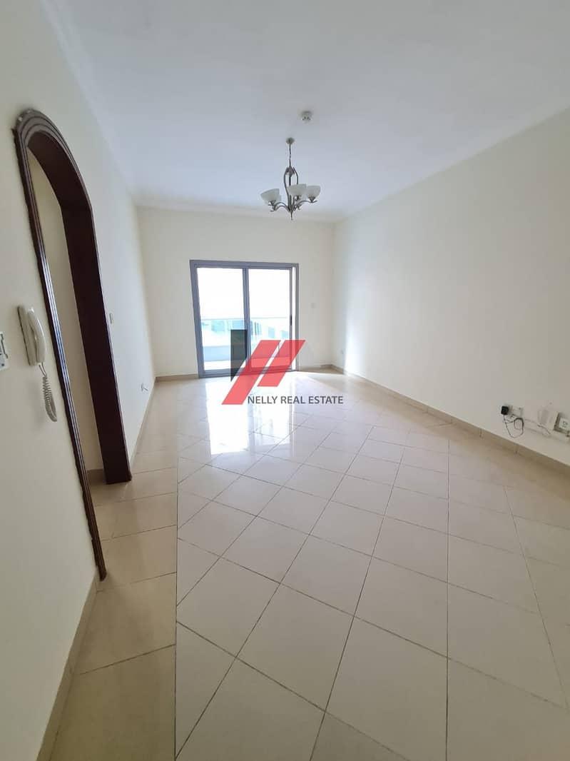 2 kitchen appliances 2 bhk  balcony wardrobe with all facilities 43k