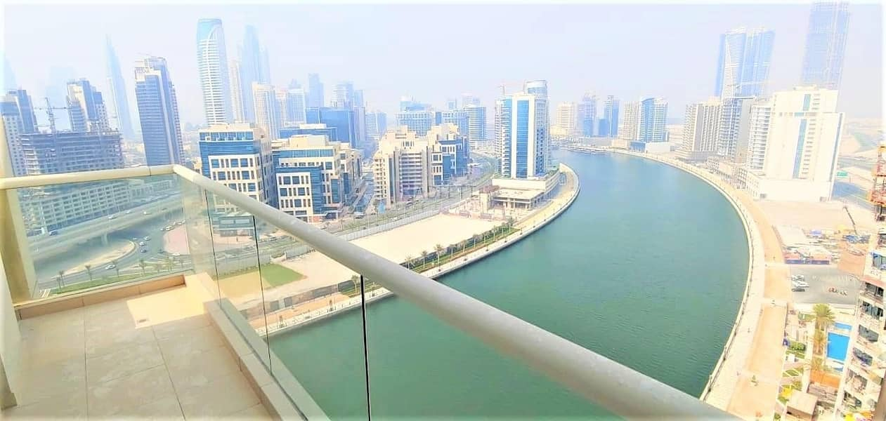 Fully Furnished| Outstanding Canal View