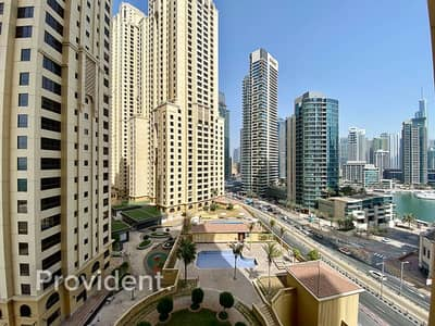 1 Bedroom Flat for Sale in Jumeirah Beach Residence (JBR), Dubai - Invest On The Beach | High ROI | Negotiable