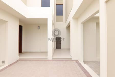 3 Bedroom Townhouse for Rent in Town Square, Dubai - Amazing Townhouse Pool & Park view