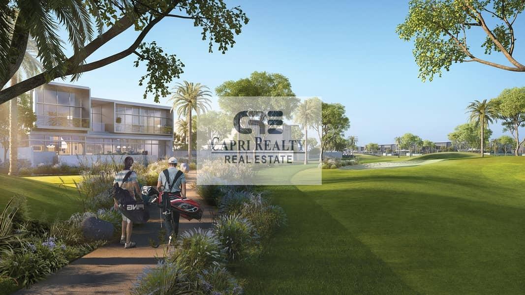 38 Close to Downtown| EMAAR Golf villas |Payment plan