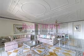 شقة في بالازو فيرساتشي قرية التراث 2 غرف 3500000 درهم - 5084263