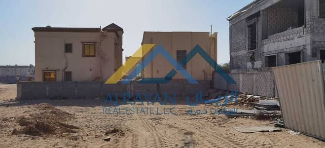 Plot for Sale in Al Mowaihat, Ajman - Residential land for sale in Al Mowaihat 1 near the new camel race track and Nesto