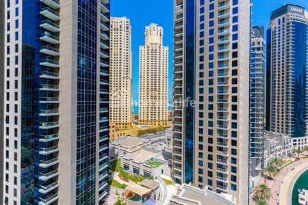 3 Bedroom Flat for Rent in Dubai Marina, Dubai - Full Marina View | Vacant Soon | Owner Occupied