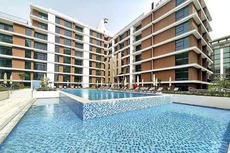 1 Bedroom Flat for Rent in Dubai Hills Estate, Dubai - Chiller free unit with pool view