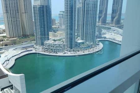 Full Marina View 2 Bedroom Semi Furnished | Marina View Tower