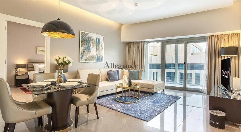 Spacious | 3 min to Dubai Mall |Furnished