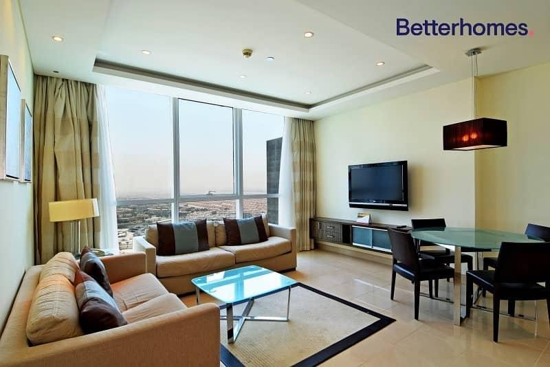 Fully Furnished| Luxurious Finishing 1 Bed