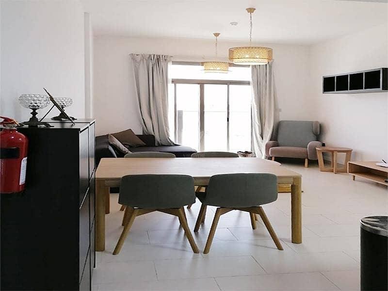 Furnished & Cozy 1BR in Al Furjan | Affordable