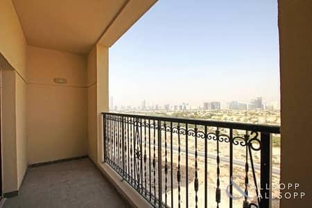شقة 2 غرفة نوم للايجار في عقارات جميرا للجولف، دبي - Two Bedrooms   Golf Course Views   Tower D