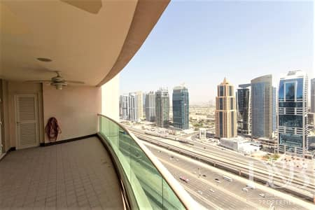 4 Bedroom Apartment for Rent in Dubai Marina, Dubai - Huge Layout | Maids Room | Great Location