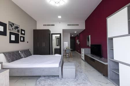 Studio for Rent in Arjan, Dubai - Luxury Studio Apt (Unfurnished)