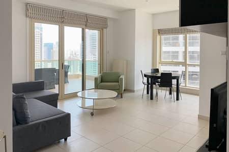 فلیٹ 2 غرفة نوم للايجار في دبي مارينا، دبي - شقة في ذا رويال أوشيانيك دبي مارينا 2 غرف 80000 درهم - 5048679
