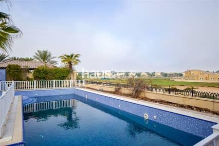 فیلا 6 غرف نوم للايجار في المرابع العربية، دبي - Vacant | Golf Course View | Private Pool