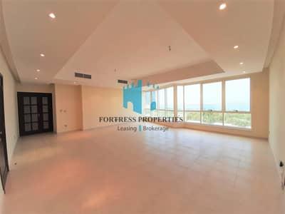فلیٹ 3 غرف نوم للايجار في منطقة النادي السياحي، أبوظبي - Stunning Serenity I 3BR w/ Maidsroom & Complete AMENITIES !!