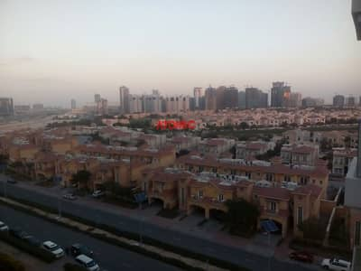 Studio for Rent in Dubai Sports City, Dubai - Golf View Nice Studio in Cricket Tower