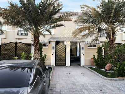 GORGEOUS 4 MASTER BEDROOM SEMI INDEPENDENT VILLA WITH MAID ROOM FOR RENT IN KHALIFA CITY A