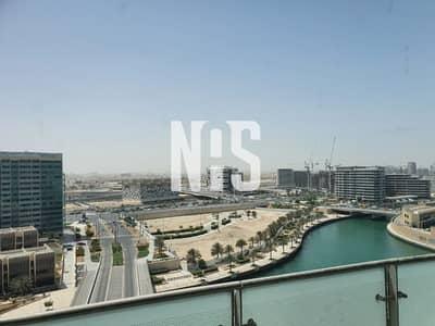 شقة 3 غرف نوم للايجار في شاطئ الراحة، أبوظبي - Elegant Apartment with Amazing Sea View
