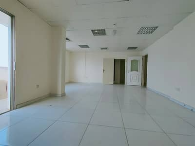 Office for Rent in Al Soor, Sharjah - Offices | Clinics | 2 Bath | Pantry