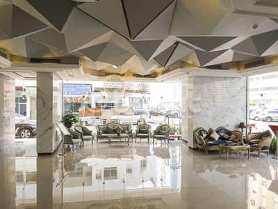 شقة 2 غرفة نوم للايجار في النعيمية، عجمان - شقة في برج عايدة النعيمية 3 النعيمية 2 غرف 35000 درهم - 5085352