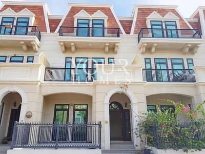 4 Bedroom Townhouse for Sale in Jumeirah Village Circle (JVC), Dubai - OP| 4BHK+M TH Mulberry Mansion JVC