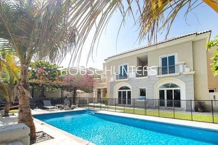 فیلا 5 غرف نوم للبيع في مدينة دبي الرياضية، دبي - EXCLUSIVE: Fabulous B1 Villa Stylishly Updated