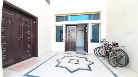 Studio for Rent in Mohammed Bin Zayed City, Abu Dhabi - Excellent Studio Separate Kitchen Ground Floor Near Mazyed Mall