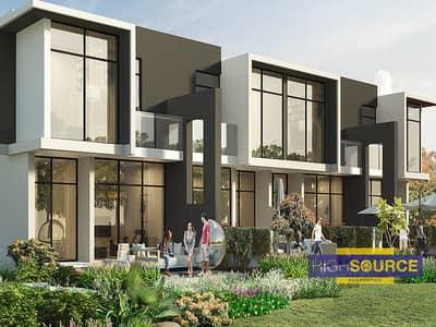 تاون هاوس 3 غرف نوم للبيع في أكويا أكسجين، دبي - Hot deal | Ready to move 3 Bed Townhouse | On Payment Plan