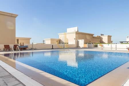 فلیٹ 1 غرفة نوم للايجار في داون تاون جبل علي، دبي - Fully Furnished   Luxury 1 BHK apartment with Balcony