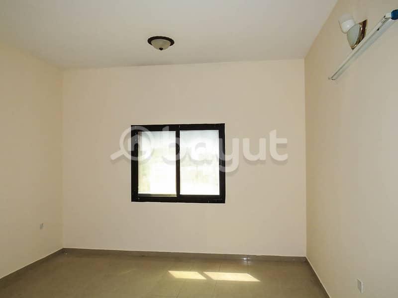 شقه غرفتين وصاله مساحه واسعه ببنايه البدر