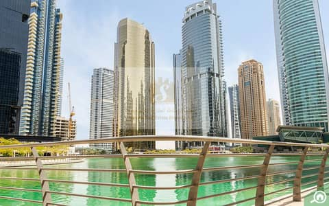 Office for Rent in Jumeirah Lake Towers (JLT), Dubai - JLT PREATONI TOWER CLUSTER L | FITTED OFFICE FOR RENT