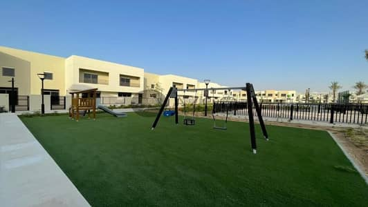 3 Bedroom Townhouse for Rent in Town Square, Dubai - Exclusive | Brand New | Pool View | Keys in hand