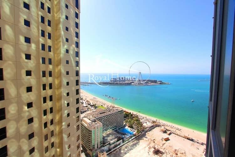 2 2BR+S | Al Fattan Tower | Prime location