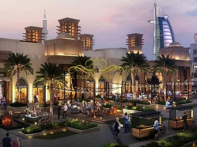 2 Bedroom Apartment for Sale in Umm Suqeim, Dubai - 2 BDR | Madinat Jumeirah Living | Stunning  Opportunity | Pay 50 % in 2023