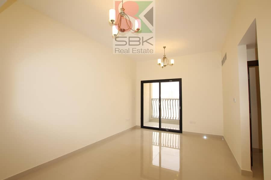 2 Spacious 1 bhk available in Nad Al  Hamer
