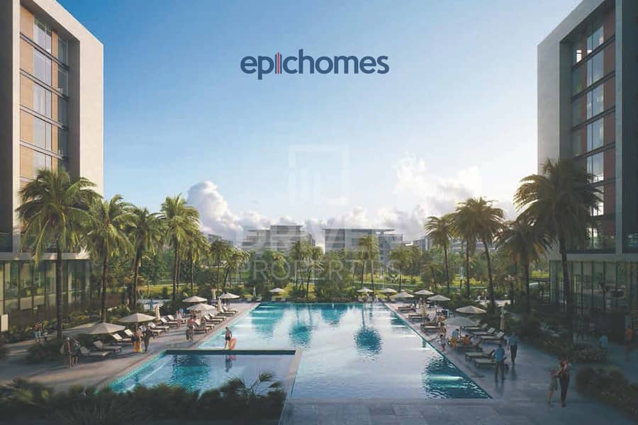 4 1BHK Apartment   Community view    great location  
