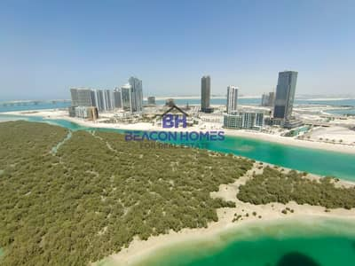 1 Bedroom Flat for Rent in Al Reem Island, Abu Dhabi - Abundant and Spacious 1 BHK with Sea view