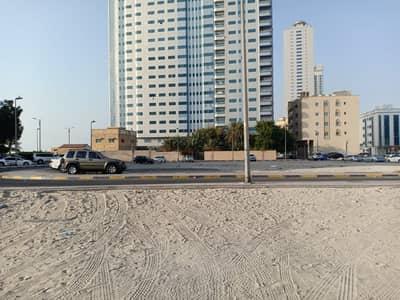 Plot for Sale in Al Nakhil, Ajman - Land for sale directly on Ajman Corniche
